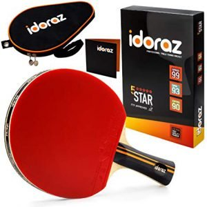 Idoraz Table Tennis Paddle Review