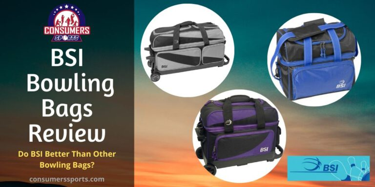 BSI Bowling Bags Review
