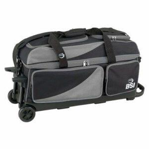 BSI Triple Ball Roller Bowling Bag