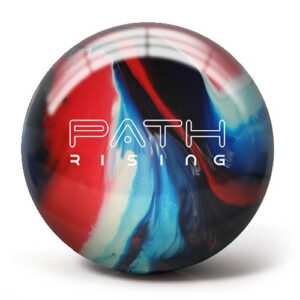 Pyramid Path Rising Bowling Ball