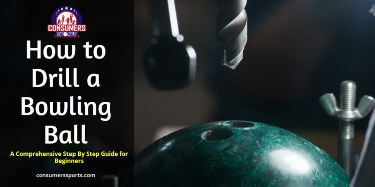 How to Drill a Bowling Ball